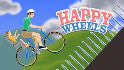 Screenshot from Happy Wheels