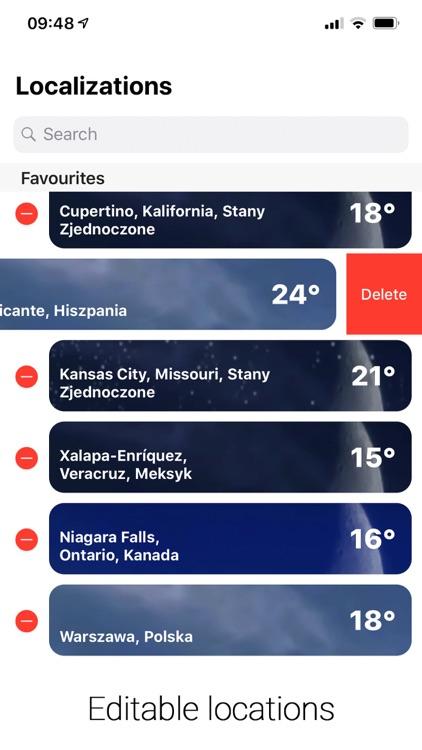Weather ℉ screenshot-6