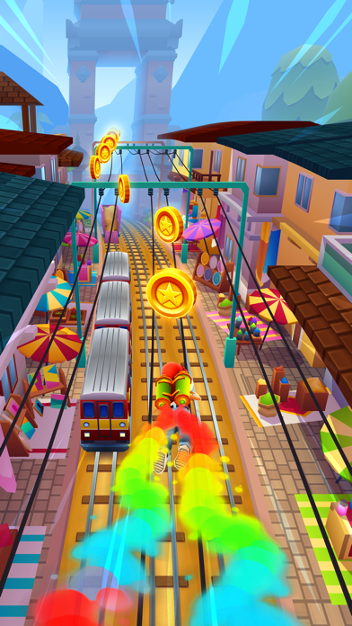 Screenshot for Subway Surfers in Sri Lanka App Store
