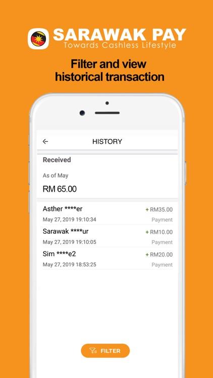 Sarawak Pay Merchant screenshot-3