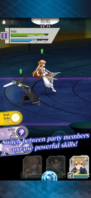 SWORD ART ONLINE:Memory Defrag on the App Store