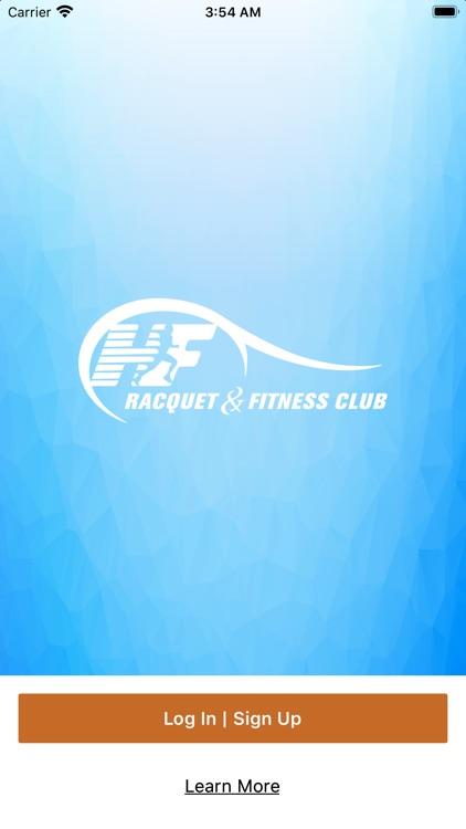 H-F Racquet & Fitness Club