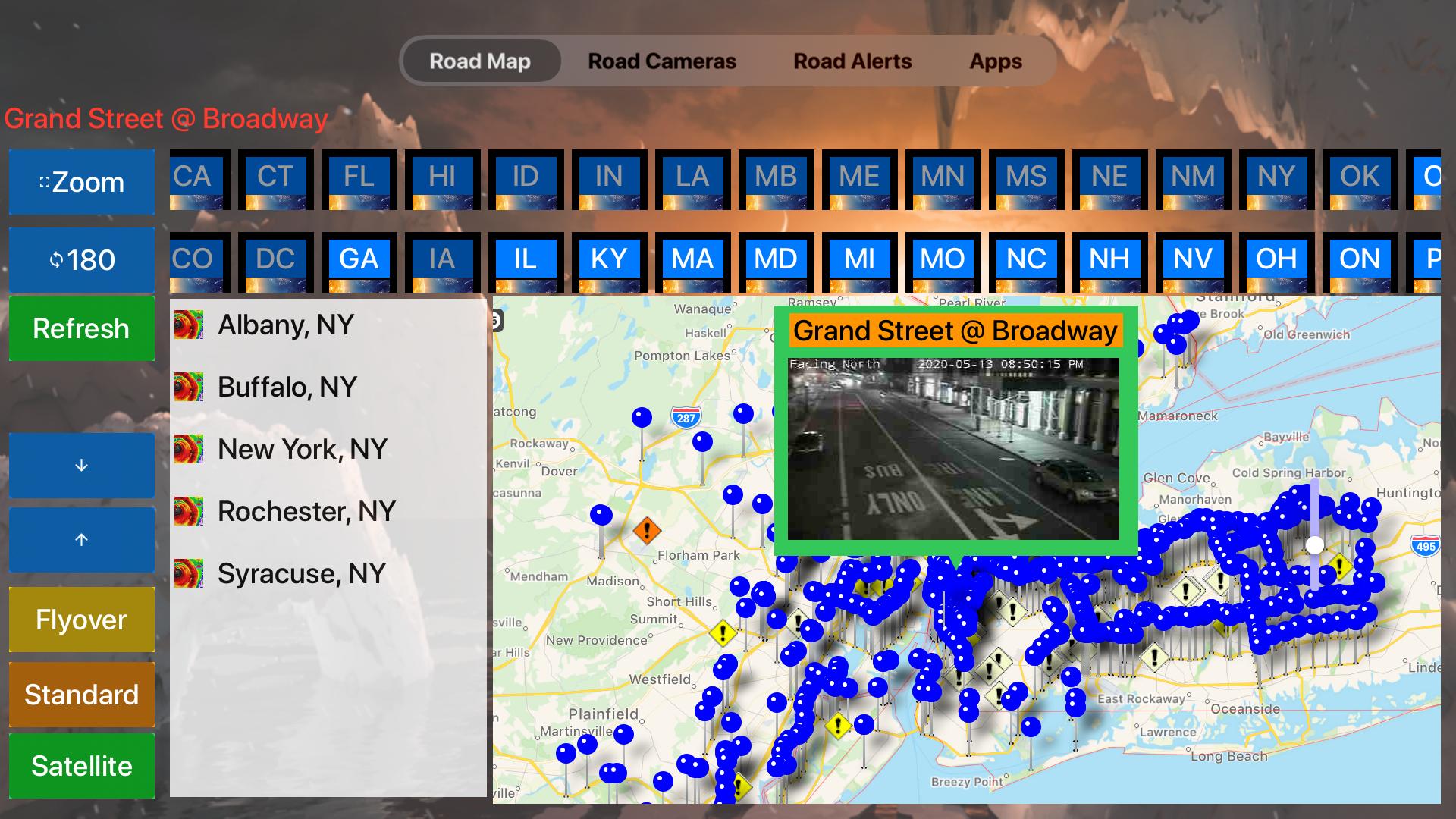 Road Conditions Elite screenshot 22
