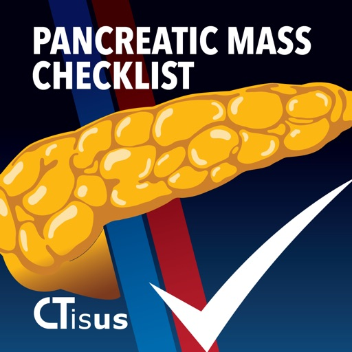 CTisus Pancreas Mass Checklist