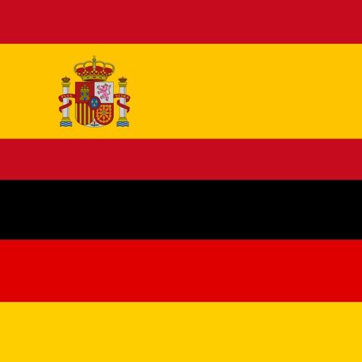 Spanish-German Dictionary + icon