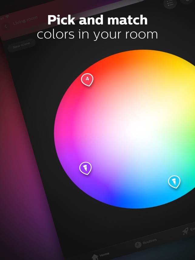 Philips Hue on the App Store