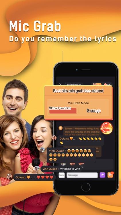 Sing(Vsing): Karaoke Apps screenshot-3