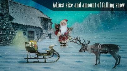 Christmas Snowfall HD screenshot 3