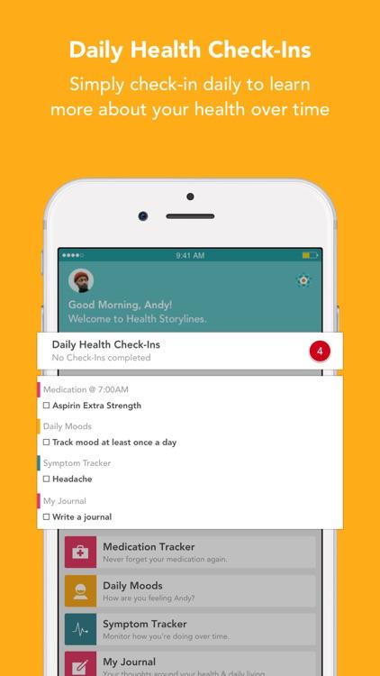Health Storylines