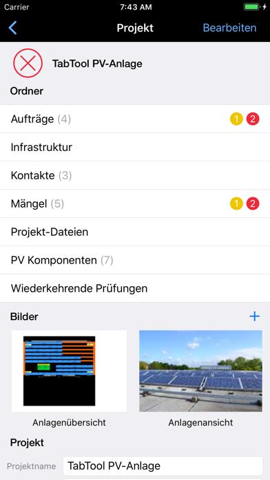 TabTool screenshot one