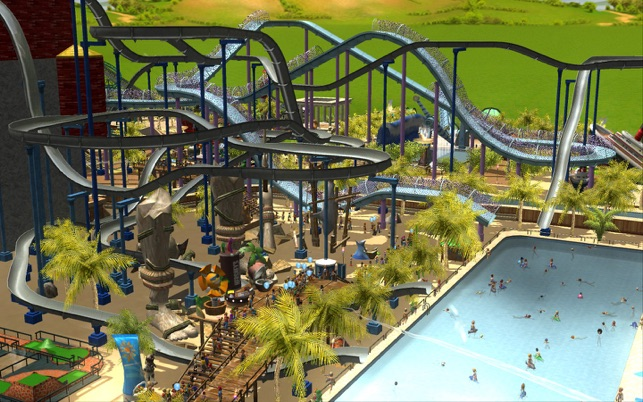 Rollercoaster tycoon 2 mac free download