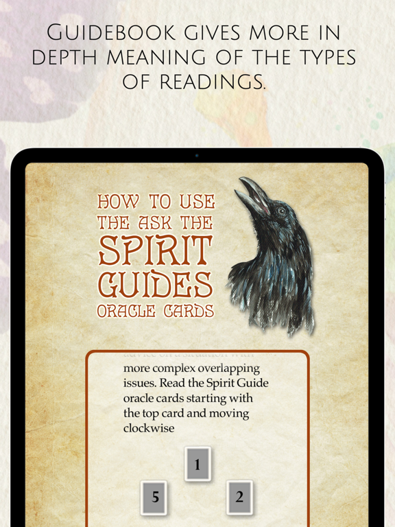 Ask the Spirit Guides Oracle screenshot 14