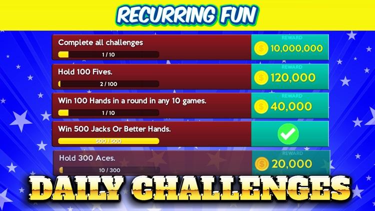 Multi Hand Video Poker Games screenshot-3