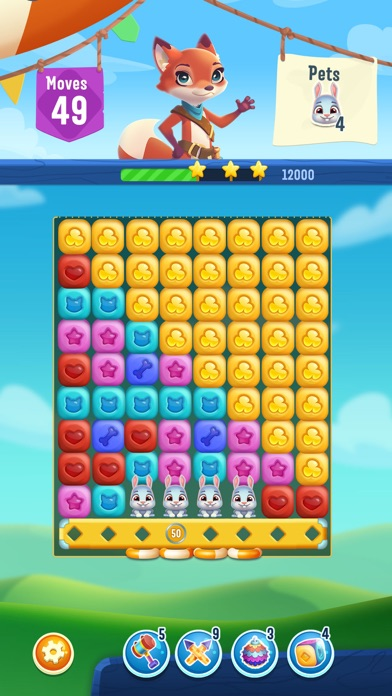 Pet Rescue Puzzle Saga Screenshot 6