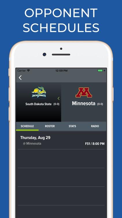 Minnesota Football Schedules screenshot-6