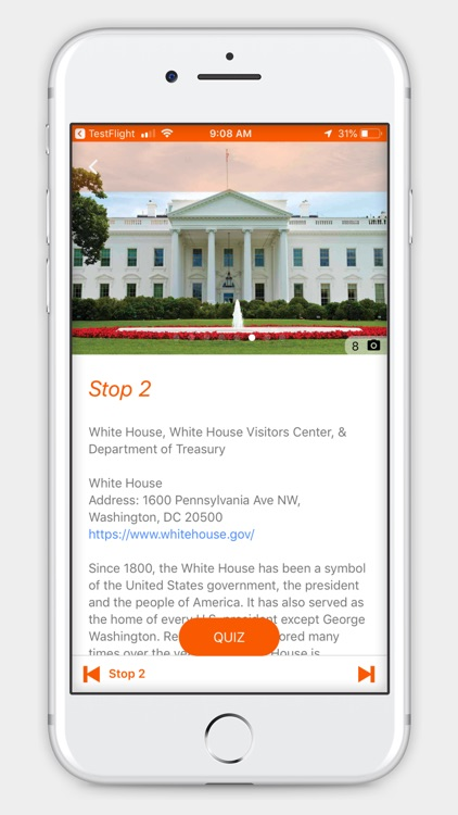 Old Town Trolley Tours D.C. screenshot-3