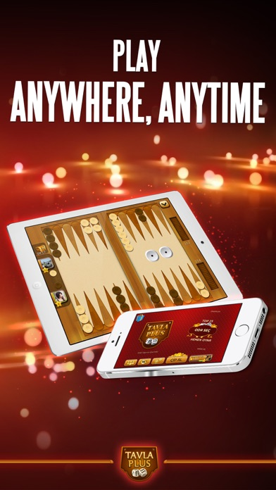 Backgammon Plus! Screenshot