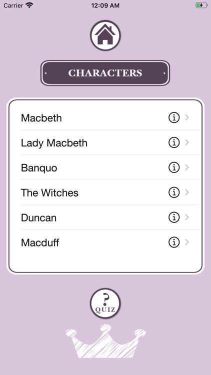 Revise Macbeth