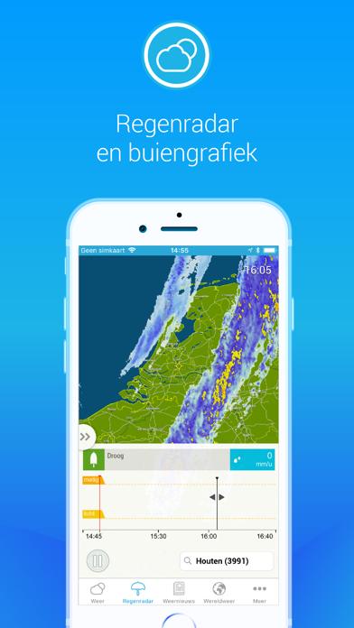 Weerplaza - complete weer app