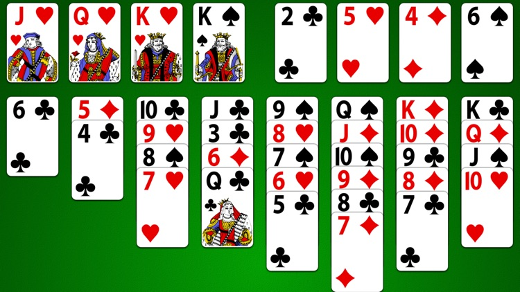 FreeCell Solitaire Now screenshot-3