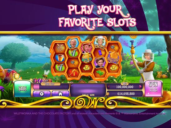 Willy Wonka Slots Vegas Casino Revenue Download Estimates