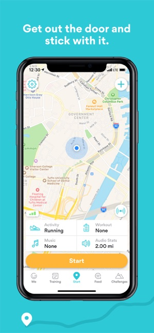 Runkeeper-GPS Running Tracker on the App Store