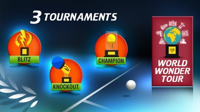 World Table Tennis Champs screenshot two
