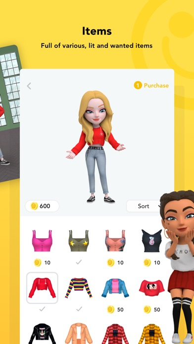 download Boo - 3D Avatar & AR Chat