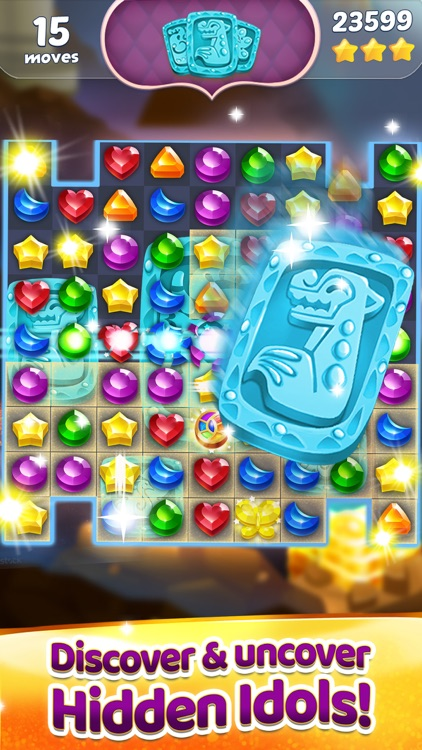 Genies & Gems: Puzzle & Quests