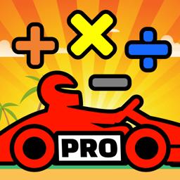 Ícone do app Math Racing 2 Pro