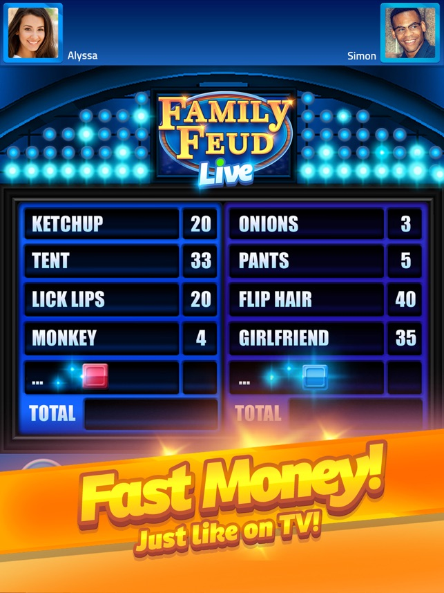 Family Feud® Live! on the App Store