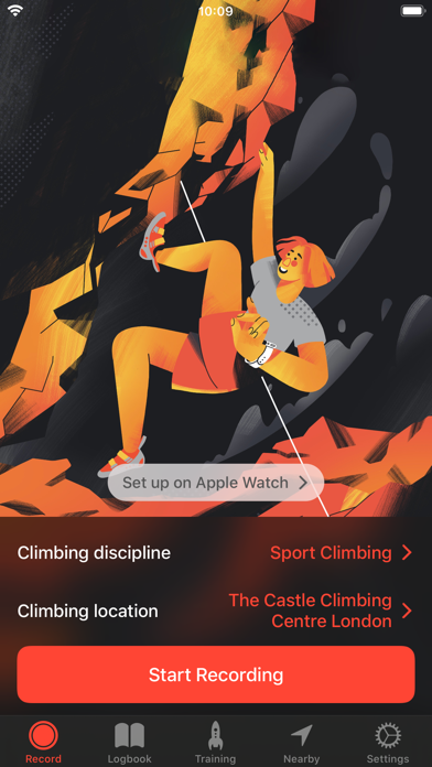 Redpoint: Bouldering & Climb screenshot two