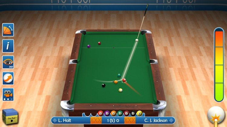 Pro Pool 2019 screenshot-9