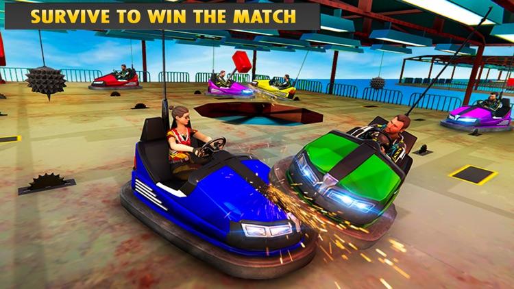 Crazy Bumper Cars Mania 3D