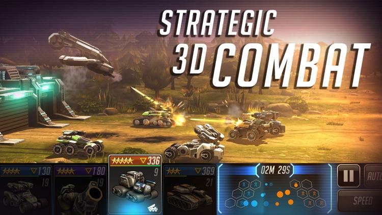League of War: Mercenaries screenshot-0