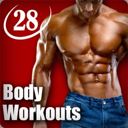 Full body workouts in 28 days