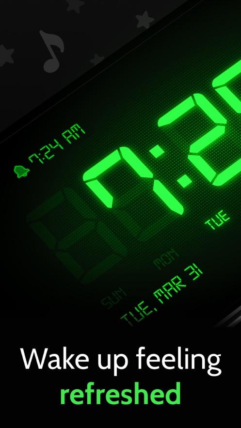 Alarm Clock HD - Pro App 截图