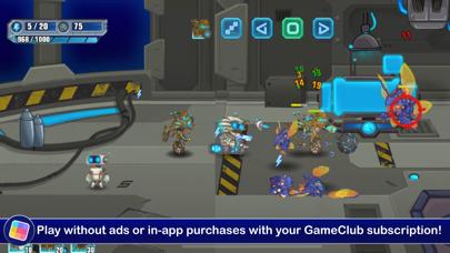 Stellar Wars - GameClub screenshot 5