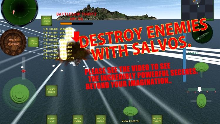 Battleship Ace Battle screenshot-3