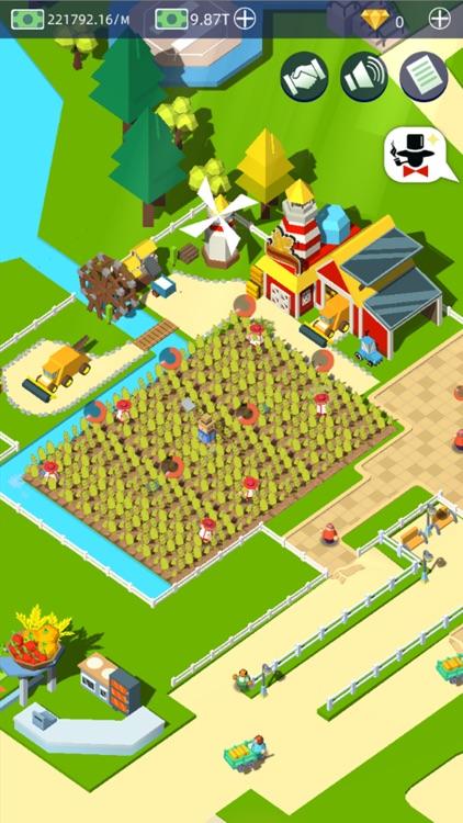 Idle Farm Tycoon - Cash Empire