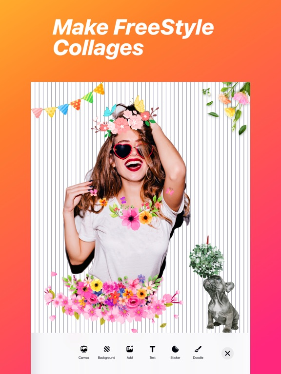 Collage Maker ◇-ipad-5