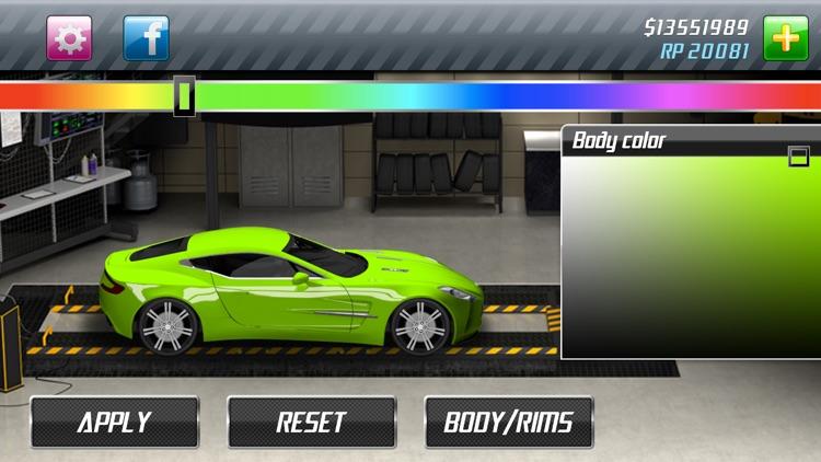 Drag Racing Classic screenshot-4