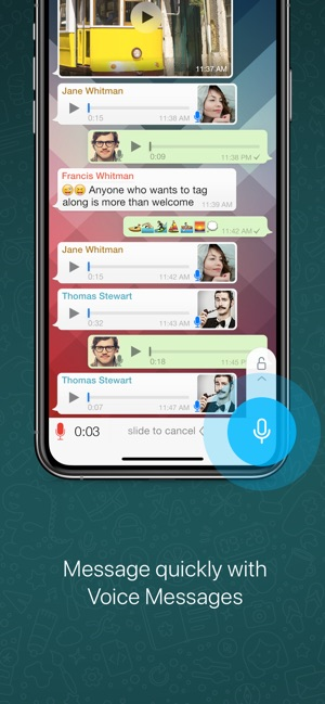 tagged chat messenger free download