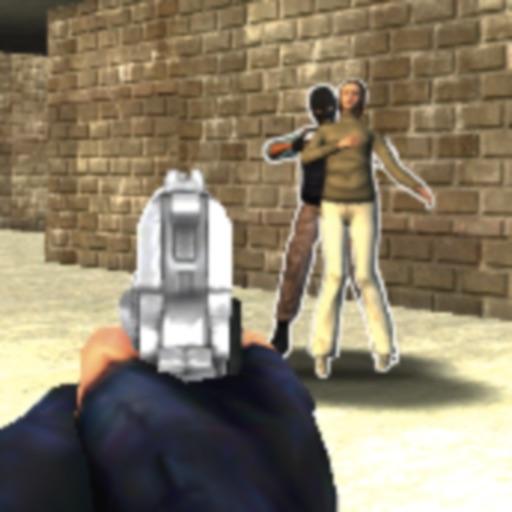 3D Shooting Range Train Games