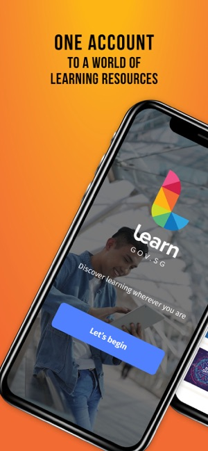 LEARN gov sg on the App Store