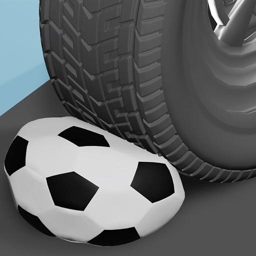 Wheel Smash 3D!