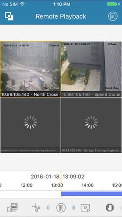 NVMS7000 by ShenZhen LiZhongXiang Technology Co , Ltd (iOS