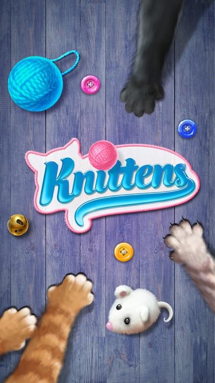 Knittens – A Fun Match 3 Game screenshot-4