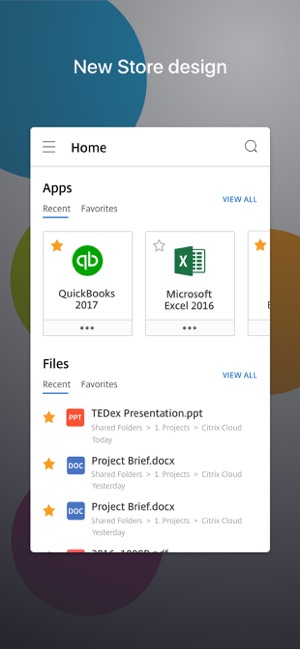 Citrix Workspace on the App Store