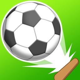 Pinball Striker - score a goal